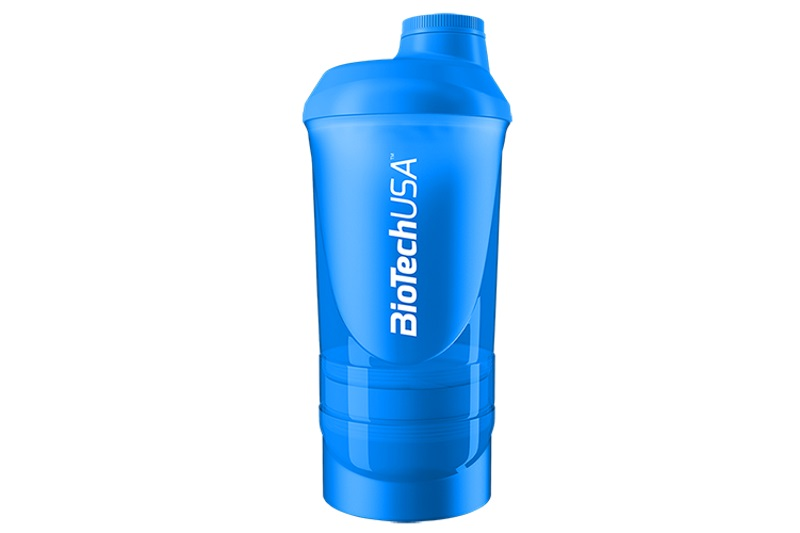 Shaker Wave+ (600ml+200ml+150ml) kék