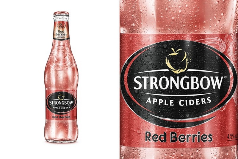 Strongbow Red berries (0,33l)