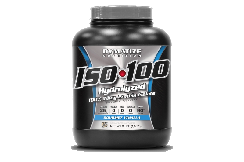 Dymatize Iso-100 (2257g) fudge brownie