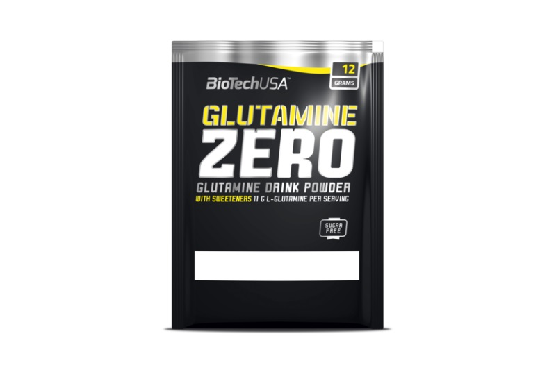 Glutamine Zero (12g) barackos ice tea