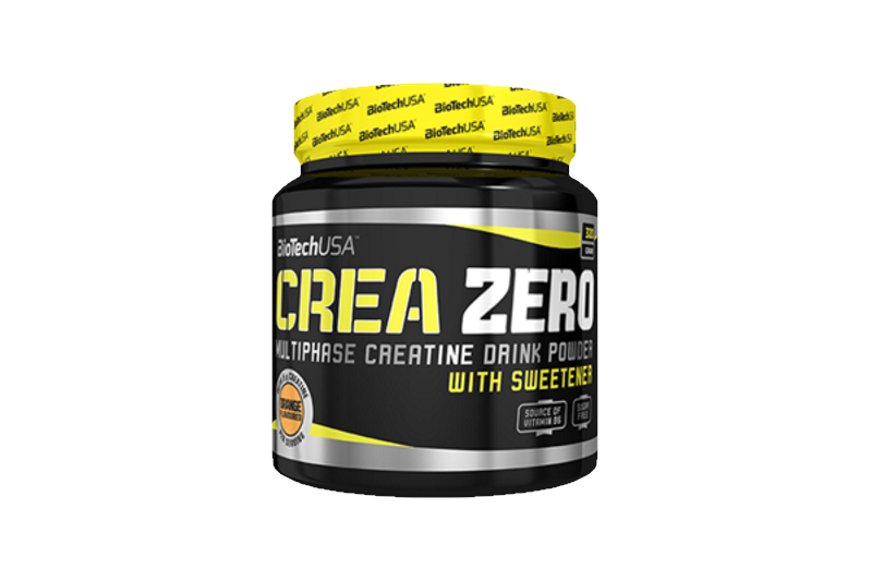 Crea Zero 320 g orange (narancs)