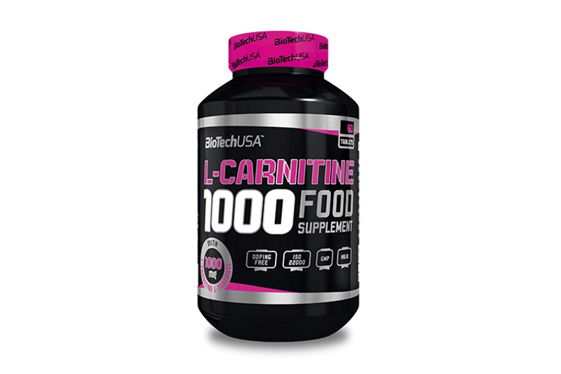 L-CARNITINE 1000mg tabletta (60db)