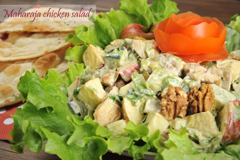 Maharaja Chicken Salad