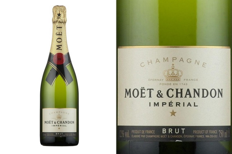 Moet and Chandon Imperial Brut (0,75l)