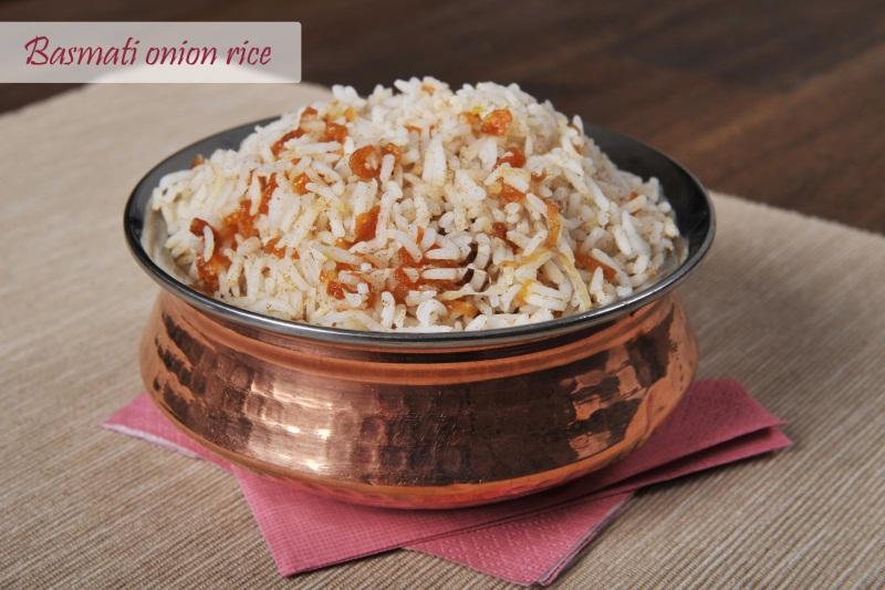 Special Onion Rice