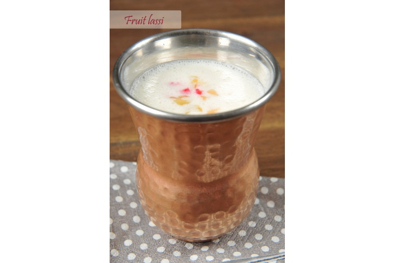 Fruit lassi (0,3l)