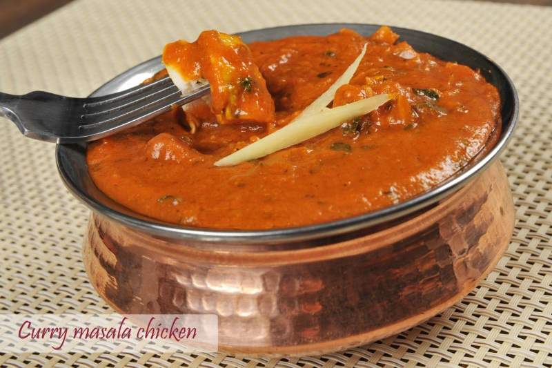 Curry masala Chicken