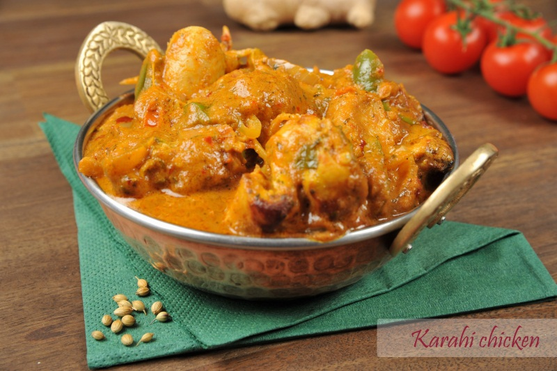 Karahi Chicken