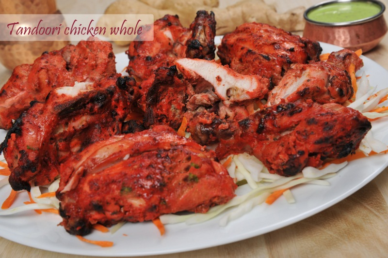 Tandoori Chicken Full