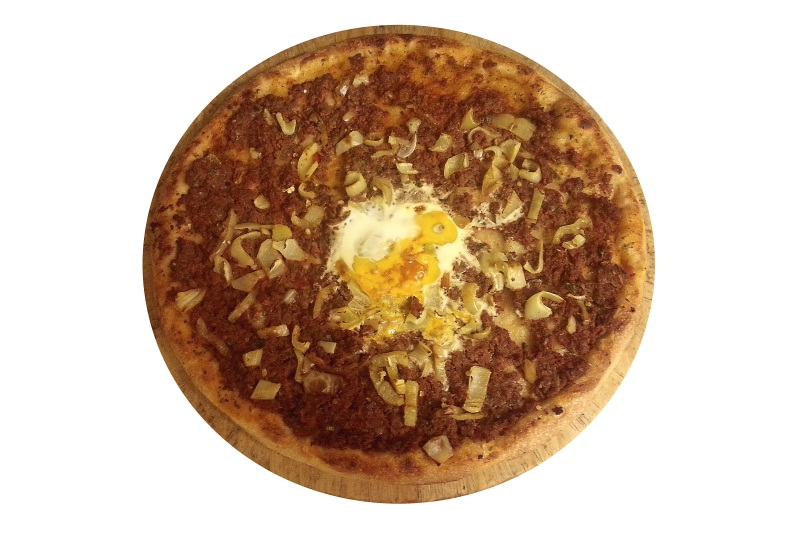 Side pizza (32cm)
