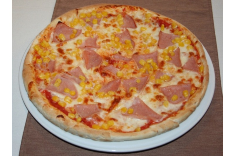 Dallas pizza (26cm)