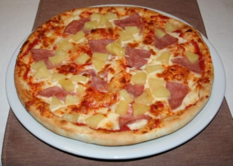 Hawaii pizza (45cm)
