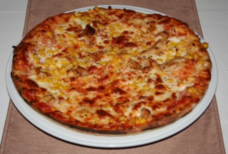 Messina pizza (45cm)