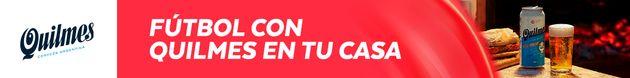 Fútbol con Quilmes en tu Casa
