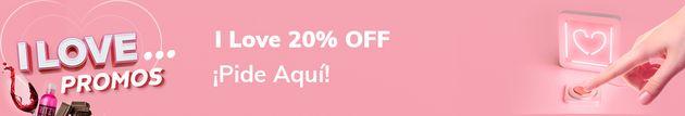 I Love 20% OFF Linea Encanto