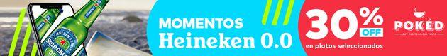 Momentos Heineken 0,0%. Ahora Puedes