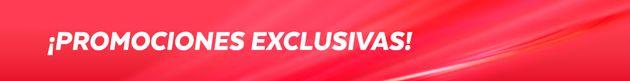 Promociones exclusivas web