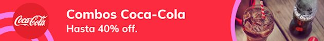 Coca-Cola Fest hasta 40% off