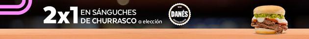 Promo 2x1 - Sándwiches chilenos