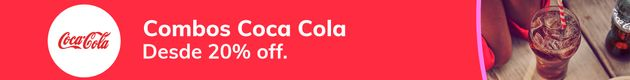 Combos Coca Cola