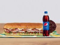 Combo Sándwich Subway Melt™ 30 cm