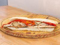 Sándwich de pollo portugués