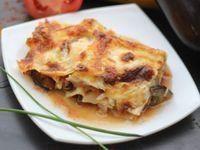 Lasagna de Vegetales