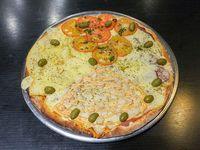 Pizza juventus (12 porciones)