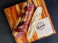 Sándwich de Pastron