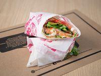Wrap Gourmet salmón