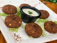 Ración de falafel (6 unidades)