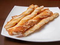 Grisines italiano de queso
