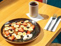 Pancakes de Avena