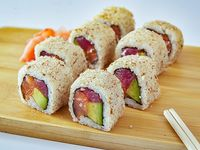 106 - Special almond tuna roll