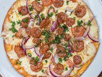 Pizza Personal Camarón