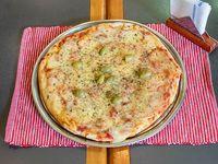 Pizza muzzarella doble