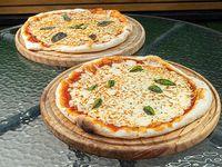 Promo 2x1 - Pizza margherita (32 cm)