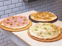 Promo - 3 pizzas grandes