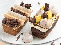 Caja de 4 Mini Cakes Especiales del Mes