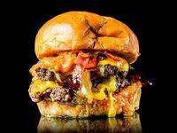 Helfire burger