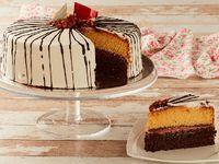 Torta Choco-Vainilla 12 Porciones