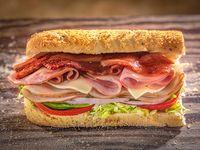 Sándwich Btk Doble Tocino