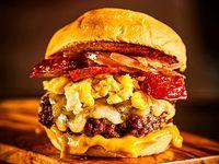 Burger Queens con acompañamiento