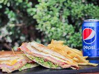 Promo - Lomo + bebida 354ml