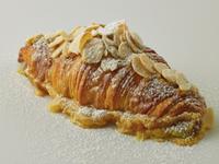 Croissant crema de almendra