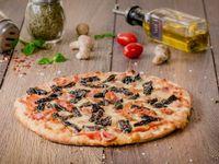 Pizza Tocineta con Higos