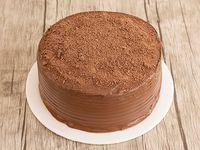 Torta Horneada de Chocolate