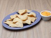 Nachos + queso
