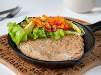 Sándwich de milanesa de seitán (250 g)