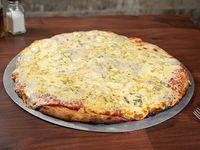 Pizzeta Festival de Quesos 42cms